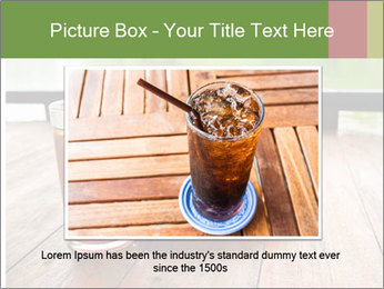 Fresh cola drink PowerPoint Template - Slide 15