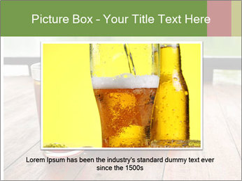 Fresh cola drink PowerPoint Template - Slide 16