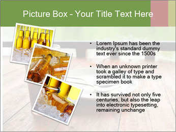 Fresh cola drink PowerPoint Template - Slide 17