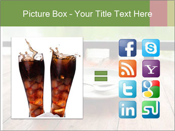 Fresh cola drink PowerPoint Template - Slide 21