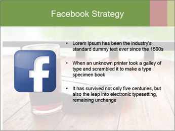 Fresh cola drink PowerPoint Template - Slide 6