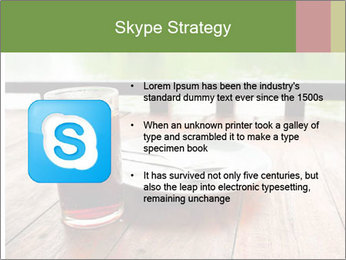 Fresh cola drink PowerPoint Template - Slide 8
