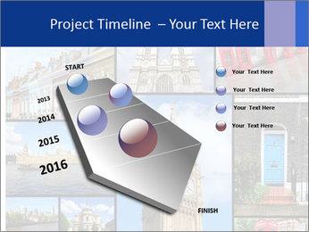 Collage from London, UK PowerPoint Templates - Slide 26