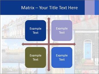 Collage from London, UK PowerPoint Templates - Slide 37