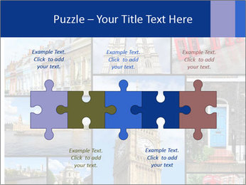Collage from London, UK PowerPoint Templates - Slide 41