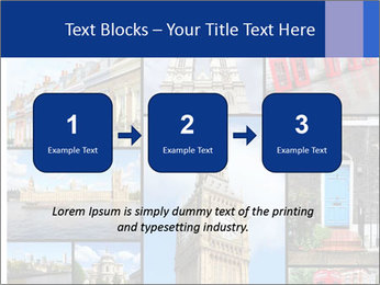 Collage from London, UK PowerPoint Templates - Slide 71