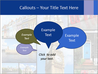 Collage from London, UK PowerPoint Templates - Slide 73