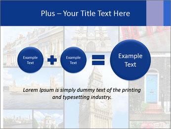 Collage from London, UK PowerPoint Templates - Slide 75