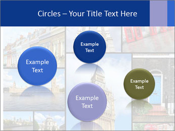 Collage from London, UK PowerPoint Templates - Slide 77