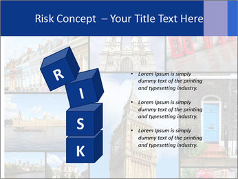 Collage from London, UK PowerPoint Templates - Slide 81