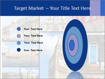 Collage from London, UK PowerPoint Templates - Slide 84