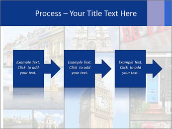 Collage from London, UK PowerPoint Templates - Slide 88
