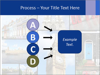 Collage from London, UK PowerPoint Templates - Slide 94