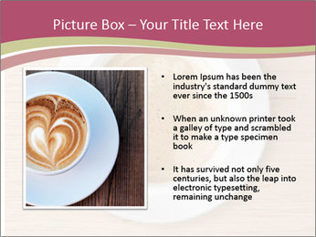 Coffee cup with brain refreshing concept PowerPoint Templates - Slide 13