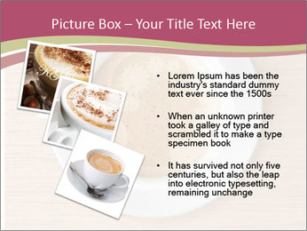 Coffee cup with brain refreshing concept PowerPoint Templates - Slide 17