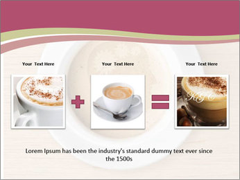 Coffee cup with brain refreshing concept PowerPoint Template - Slide 22
