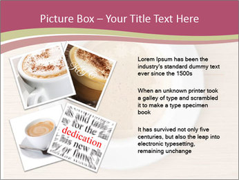 Coffee cup with brain refreshing concept PowerPoint Template - Slide 23