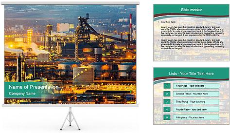 Austria PowerPoint Template