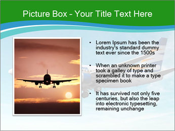 Airport PowerPoint Templates - Slide 13