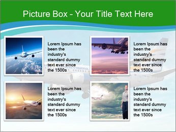 Airport PowerPoint Template - Slide 14