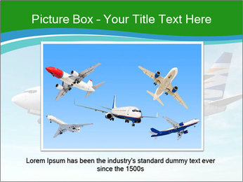 Airport PowerPoint Template - Slide 15