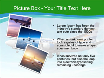 Airport PowerPoint Templates - Slide 17