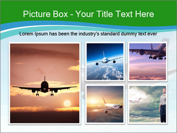 Airport PowerPoint Templates - Slide 19