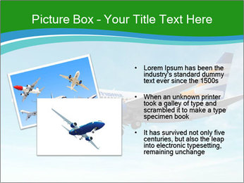Airport PowerPoint Templates - Slide 20