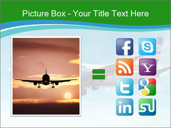 Airport PowerPoint Template - Slide 21
