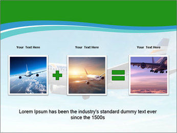 Airport PowerPoint Template - Slide 22