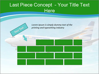 Airport PowerPoint Template - Slide 46