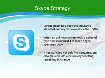 Airport PowerPoint Template - Slide 8