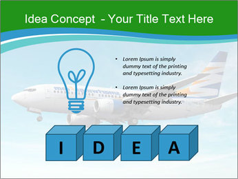 Airport PowerPoint Templates - Slide 80