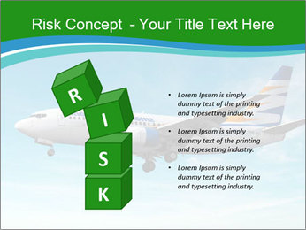 Airport PowerPoint Templates - Slide 81