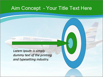 Airport PowerPoint Template - Slide 83