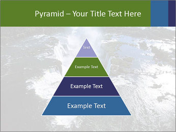 Aerial view of Devil's throat PowerPoint Templates - Slide 30