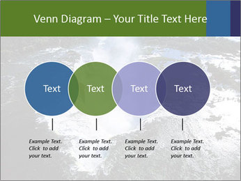 Aerial view of Devil's throat PowerPoint Templates - Slide 32