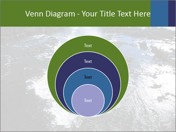 Aerial view of Devil's throat PowerPoint Template - Slide 34