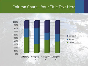 Aerial view of Devil's throat PowerPoint Template - Slide 50