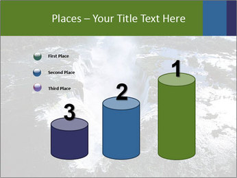 Aerial view of Devil's throat PowerPoint Templates - Slide 65