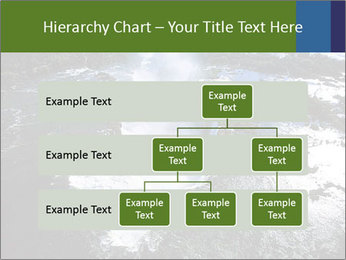 Aerial view of Devil's throat PowerPoint Template - Slide 67