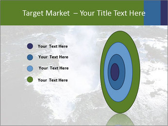 Aerial view of Devil's throat PowerPoint Template - Slide 84