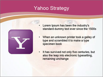 Skin after cosmetic procedure PowerPoint Template - Slide 11