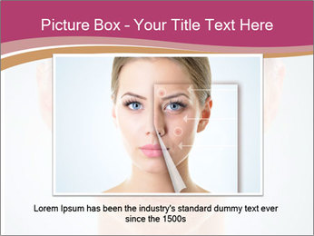 Skin after cosmetic procedure PowerPoint Template - Slide 15
