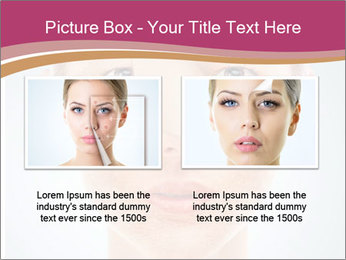 Skin after cosmetic procedure PowerPoint Template - Slide 18