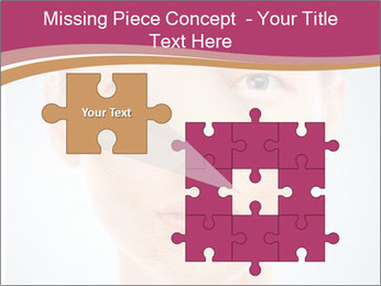 Skin after cosmetic procedure PowerPoint Template - Slide 45