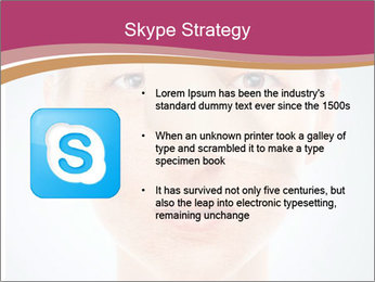Skin after cosmetic procedure PowerPoint Template - Slide 8