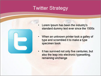 Skin after cosmetic procedure PowerPoint Template - Slide 9