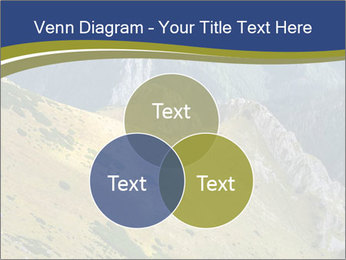 Rock on Tatra Mountains PowerPoint Template - Slide 33