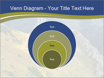 Rock on Tatra Mountains PowerPoint Template - Slide 34
